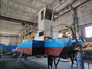 新疏浚机 DRW Земснаряд DRW-8