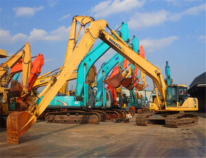 加长臂挖掘机 KOMATSU PC200LC-7