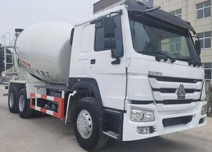 混凝土搅拌车 位于底盘 HOWO ZZ1257N4347E1 concrete mixer truck 的 Tigarbo