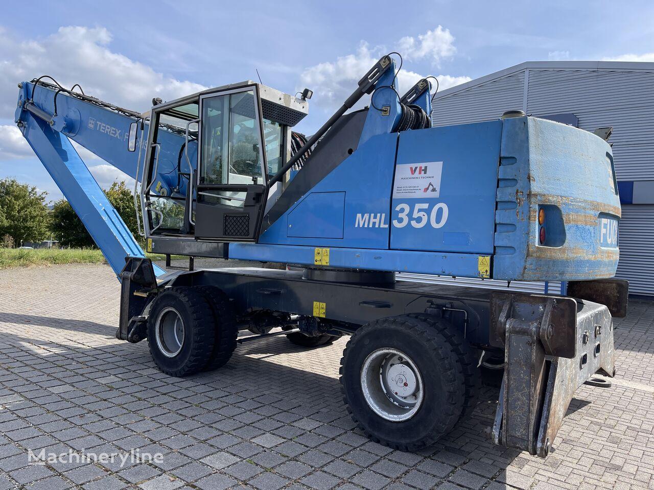 材料装卸机 FUCHS MHL 350