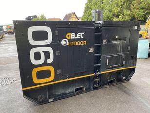 损坏的柴油发电机 GELEC OUTDOR-90 YC