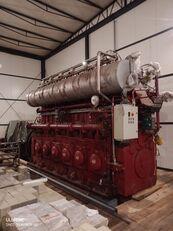 柴油发电机 MDW MTU 6 VDG 48 / 42 AL 2650 KW Elektrownia Spalinowa 2,5 MW 2500 K