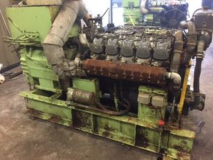 柴油发电机 MERCEDES-BENZ W 315 S4A