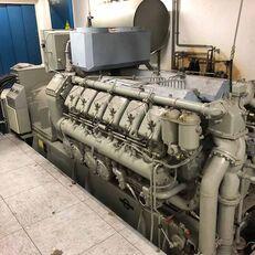 柴油发电机 MWM 1000 kVA