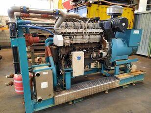 柴油发电机 SCANIA DC1254A
