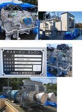 新燃气发电机 KAWASAKI 12MW, GAS-TURBINE POWER PLANT