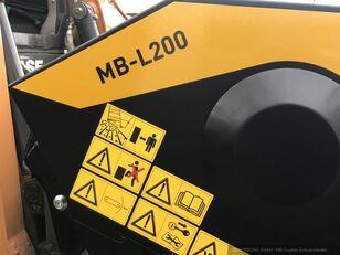 新破碎装置 MB Crusher  Serie MB-L von