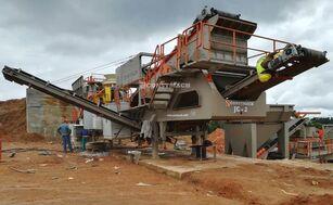 新移动式破碎装置 CONSTMACH 120-150 TPH Capacity Mobil Stone Crusher Plant