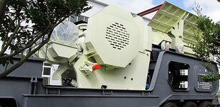 新移动式破碎装置 METSO