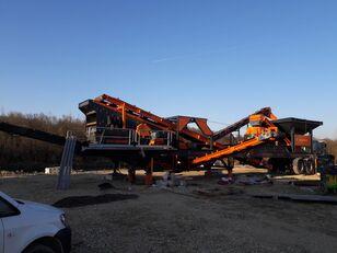新移动式破碎装置 POLYGONMACH PMVS-70 Mobile vertical impact crusher