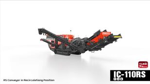 新移动式破碎装置 TEREX-FINLAY I-110RS