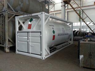 新20 英尺储罐集装箱 GOFA ICC-20