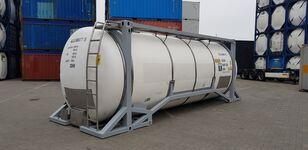 20 英尺储罐集装箱 KLAESER Танк-контейнер 20 футовый 26 м. куб