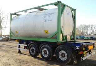 20 英尺储罐集装箱 SCHMITZ CARGOBULL SP27