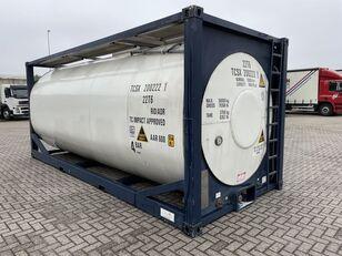 30 英尺储罐集装箱 TRENCOR 30m3