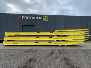 新滚装拖车 SEACOM RT40-100 Ton